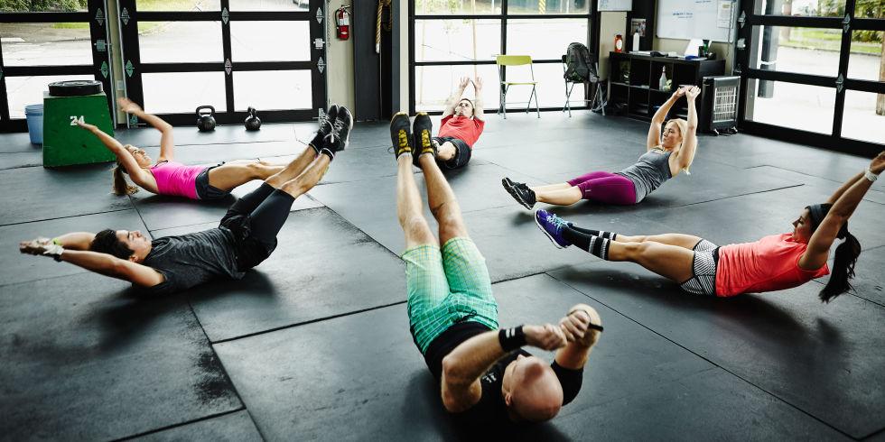 Útmutató a fogyáshoz edzőtermi gyakorlatokkal