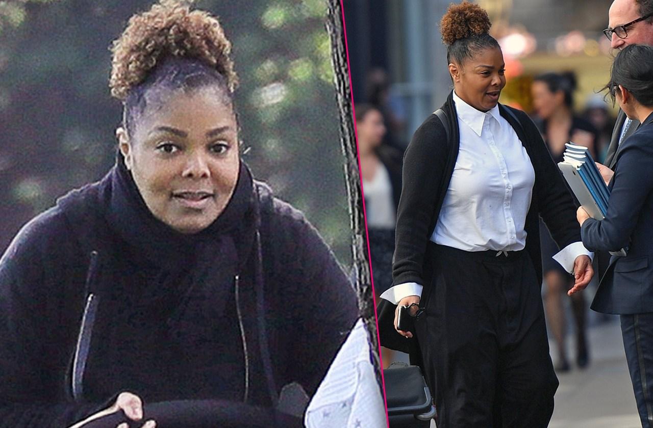 Janet Jackson fogyása - Diet Maker