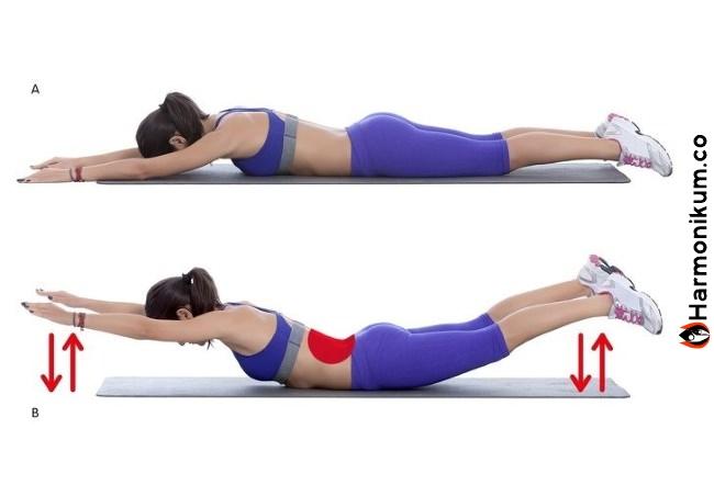 Így győzd le a hónalj alól kibuggyanó hájat 1 hét alatt: 10 perces edzés a szexi karokért